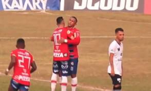 Amador do Jaraguá Esporte Clube joga bem, mas perde para o Porto Velho