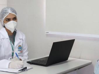 Jaraguá fecha a semana com leve queda de infectados e está há quatro dias sem óbitos