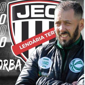 Novo presidente do Jaraguá confirma Fabiano Borba como treinador do time