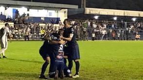 Em jogo de sete gols, o Goianésia derrota o Jaraguá Esporte Clube