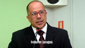 Breno Leite faz discurso com ressalvas, mas elogiando os 100 dias de gestão de Zilomar Oliveira