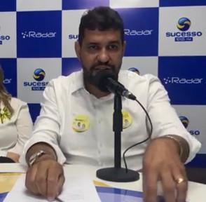 Avimar Teodoro promete romper contratos milionários da Prefeitura