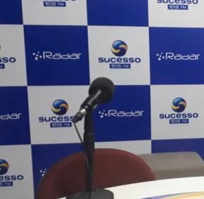 Rádio Sucesso FM cancela debate entre os candidatos a Prefeito de Jaraguá