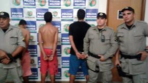 Ninguém escapa da criminalidade em Jaraguá. Criança de 12 anos é assaltada por três jovens armados