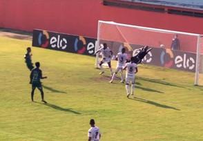 Jaraguá vai ao Rio de Janeiro perde de goleada para o Manaus e dá adeus a Copa do Brasil
