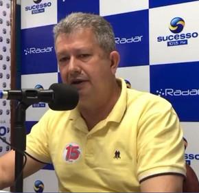 Sem Timbó no debate, Wilmar Ferreira apresenta propostas para São Francisco