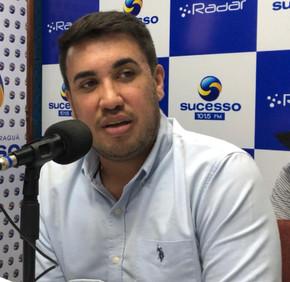 Prefeito eleito de Jaraguá, Paulo Vitor define equipe de transição de governo