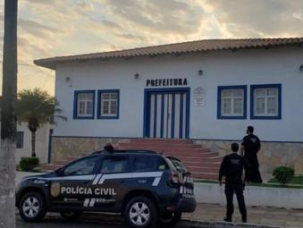 Operação da Policia Civil apura fraudes em licitações na Prefeitura de Pirenópolis