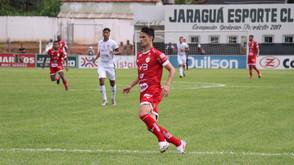 Jaraguá Esporte Clube estreia no Goianão com derrota para o Vila Nova fora de casa