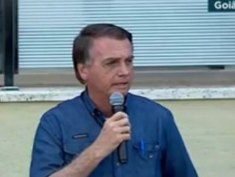"""""""Tenho três alternativas de futuro: estar preso, ser morto ou a vitória"""", diz Bolsonaro"""