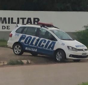 Menor é apreendida por agredir cachorro com pauladas em Jaraguá