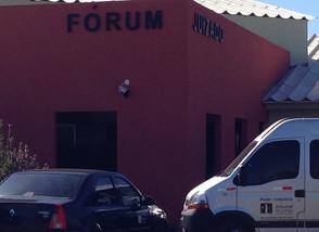 Foragido da justiça procura o Ministério Público de Jaraguá e se entrega