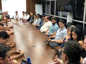 ENEL promete resolver em 15 dias, problema da baixa tensão da energia de Jaraguá