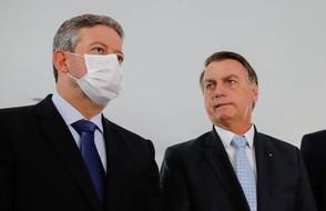 """Arthur Lira contraria Bolsonaro sobre o Bolsa Família: """"Não há conversa de R$ 400,00"""""""