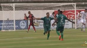 Jaraguá estreia com derrota fora de casa, perdendo no último minuto para a Jataiense