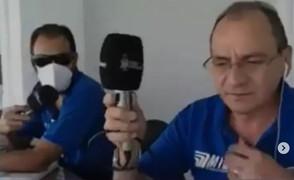 Radialistas goianos são demitidos após comparar cabelo de jogador à bandeira de feijão