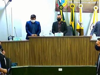CPI da Saúde avança na Câmara dos Vereadores em São Francisco de Goiás