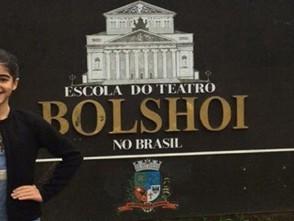 Goianesiense viaja à Santa Catarina para concorrer a uma vaga na maior escola de Ballet do mundo