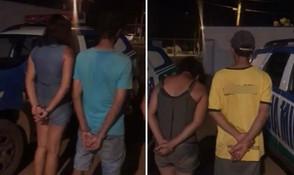 Pais são presos suspeitos de permitir que casal estuprasse a filha em Itaberaí