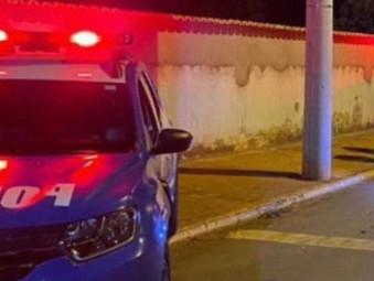 Homem é preso armando com pistola após confusão em bar em Jaraguá