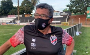 Após 6 derrotas na Série D, Jaraguá Esporte Clube demite o técnico Coutinho