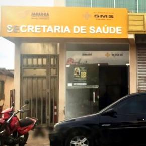Há cinco dias, secretaria de saúde de Jaraguá repete o mesmo boletim do covid