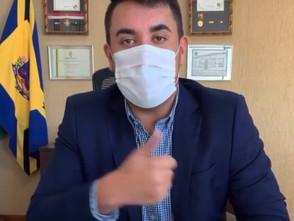 Prefeito de Jaraguá, Paulo Vitor acompanhará leilão de concessão da BR-153