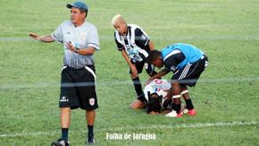 Jaraguá vê sua situação se complicar no Sub19 com empate contra o Jardim América