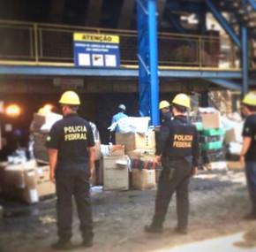 Polícia Federal faz em Goianésia a incineração de mais de 10 toneladas de drogas