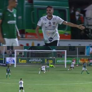 Jaraguá Esporte Cube vence o Goiás e praticamente escapa do rebaixamento