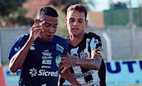 Amador do Jaraguá garante classificação do Nova Mutum com derrota por 2x1