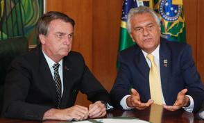 Governador Ronaldo Caiado presta contas de R$ 27 bi que Goiás recebeu do governo federal em 2020