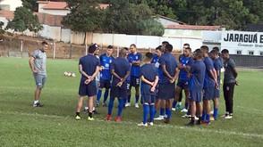 Jaraguá Esporte Clube dispensa 4 atletas por indisciplina e contrata outros dois