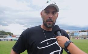 Após derrota para o Goianésia, Fabiano Borba é demitido do Jaraguá Esporte Clube