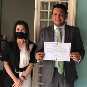 Prefeito, Vice e Vereadores eleitos em Jaraguá são diplomados pela Justiça Eleitoral