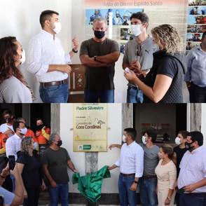 Casa Padre Silvestre em Jaraguá passa a ser Ponto de Apoio para o Caminho de Cora