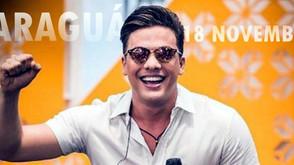 Confirmado! Wesley Safadão fará show dia 18 de novembro em Jaraguá