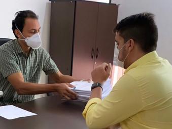 Wander Belo deixa a Secretaria de Saúde de Jaraguá. Nova secretária será anunciada em breve