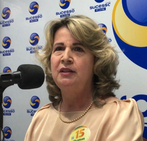Cejane Camargo vice na chapa de Avimar Teodoro quer papel de destaque