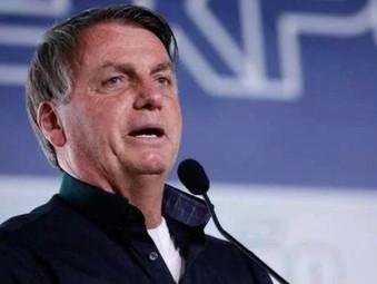 Bolsonaro sobre alta da gasolina: ''Nada é tão ruim que não possa piorar''