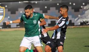 Amador do Jaraguá Esporte Clube se despede da Seria D, sofrendo goleada