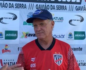 Após goleada para Aparecidense, Jaraguá Esporte Clube demite o Técnico Zé Roberto