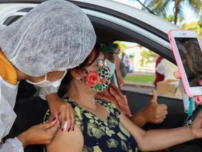Jaraguá começará a vacinação contra a Covid-19 para quem tem acima de 61 anos