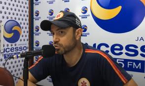 Vereador Marcos Piaba de Jaraguá tem pedido atendido de Ambulância para o SAMU