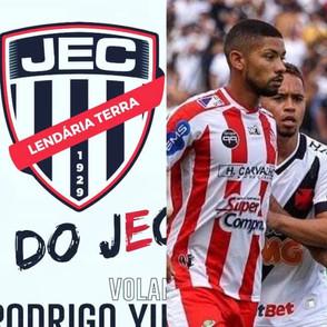 Rodrigo Yuri e outros 10 jogadores já estão fechados com o Jaraguá Esporte Clube