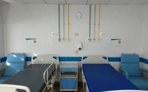 Ocupação de leitos de enfermaria do Hospital de Jaraguá tem nova redução e cai para 50%