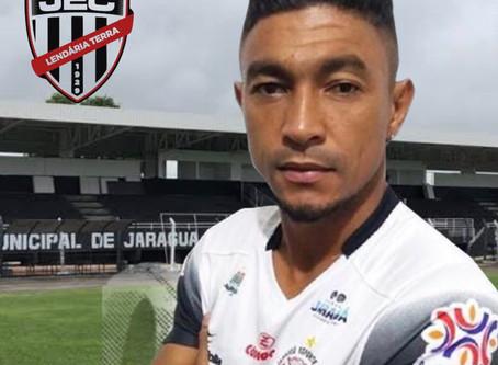 Jaraguá Esporte Clube é condenado a pagar 70 mil ao jogador Renato Xavier