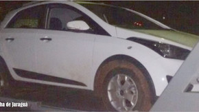 Após troca de tiros, polícia militar recupera carro tomado em assalto no centro