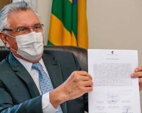 Confira como ficou o novo decreto da Lei Seca do Governador Ronaldo Caiado
