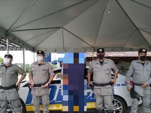 Homem é preso na GO-080 entre Jaraguá e Goianésia armado com revolver 38